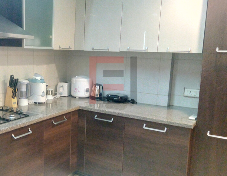 3 BHK Apartment in Palm Springs